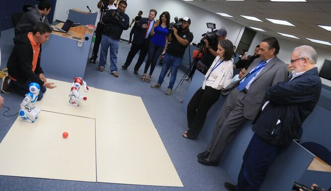 Inicia gran final de la RoboCup Junior Panamá
