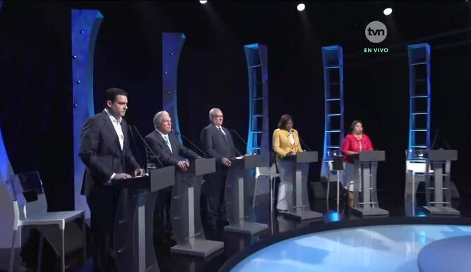 Bloque 1: debate de vicepresidentes